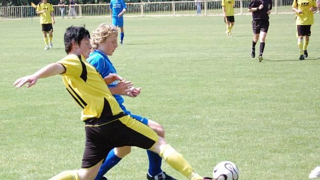 Starší dorost 1. FC Přerov musel proti Veselí dvakrát dotahovat a nakonec zvítězil.