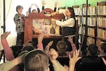 Divadelní dílnička v drahotušské knihovně