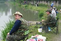 Hranickou Kuchyňku obsadili rybáři.