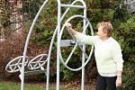 V Galašově ulici v Hranicích přibude hřiště se speciálními cvičebními prvky pro seniory