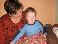 Rodina Janíkova prožívá se svými dětmi Štědrý den, při němž nechybí tradiční české zvyky.