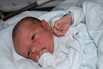 Tomáš Konupčík, Přerov, narozen 10. listopadu v Přerově, míra 49 cm, váha 3 274 g