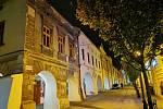 Město Hranice.