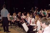 Velký dechový orchestr z Hranic