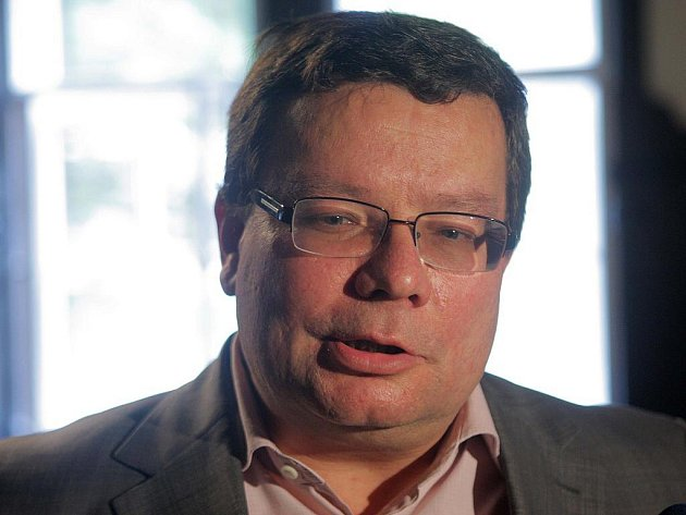 Ministr obrany Alexandr Vondra