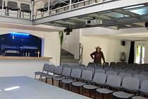 Divadlo Václava Vlasáka je vybavené špičkovou techniku
