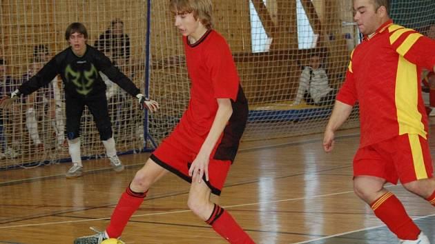 Na turnaji pořádaném Mojmírem Kabelíkem se hrálo O pohár primátora města Přerova.