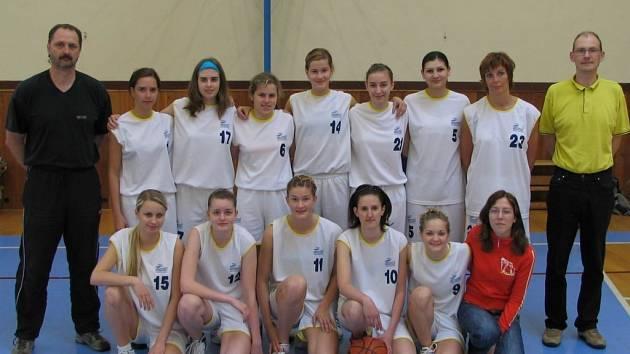 Družstvo žen se pod vedením trenérské dvojice Jan Růžička a Martin Zatloukal účastnilo Oblastního přeboru střední Moravy.