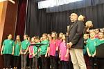 Jedenáct souborů vystoupilo v programu dvaadvacátého ročníku akce Valentův hudební podzim, který se pravidelně koná v Bělotíne.