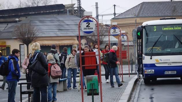 Autobusové nádraží v Přerově čeká oprava.