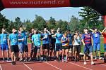 Běžci i neběžci a pivaři se sešli v Hranicích na akci Pivní míle 2018