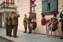 VLipníku nad Bečvou si připomněli Den vítězství.