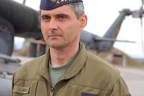 Mezinárodního cvičení ve francouzském Gap Tallardu se zúčastnil i velitel roje 231. letky Ivan Kudla.