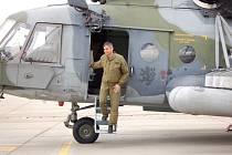 Cílem společného cvičení ve Francii, kterého se zúčastnilo několik států NATO, bylo sladit činnost vrtulníkových jednotek.