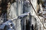 Potštátský ledopád