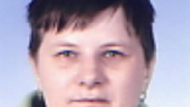 Pohřešovaná Petra Kovaříková.