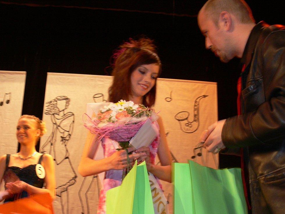 Dívkou čtenářů Hranického deníku a Hranického týdne se stala Veronika Žaganová.