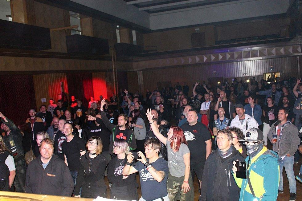 Hudební festival Rock in Hranice 2020.
