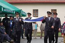 Otevření Hasičského muzea v Dřevohosticích