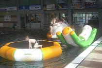 Na plovárně v Hranicích