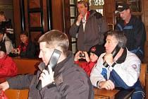 Zájemci o elektronického průvodce se mohou dozvědět leccos zajímavého o prostějovské radnici v angličtině.