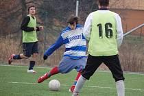 Pro muže a starší dorost 1. FC Přerov bude hlavním programem zimní přípravy dlouhodobý turnaj na přerovské umělé trávě.