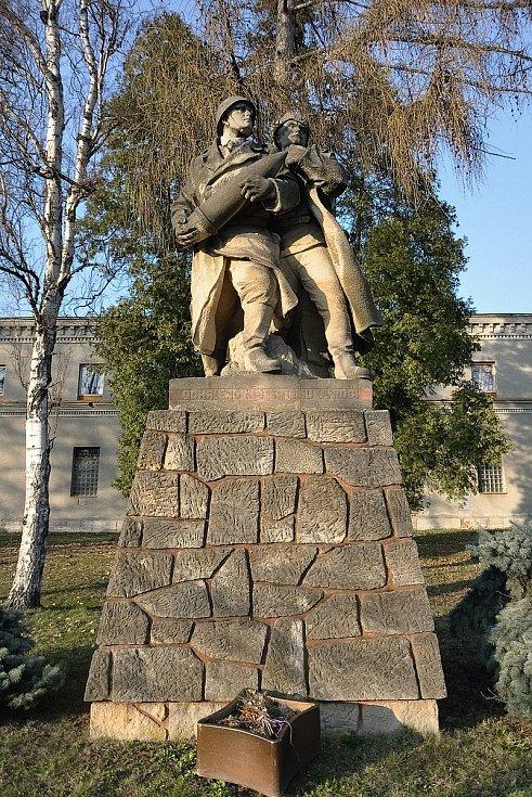 Kasárna generála Zahálky v Hranicích.