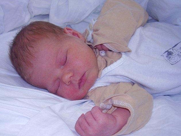 Kateřina Maňáková, Lazníčky, narozena 6. 12. 2008 v Přerově, míra 51 cm, váha 3 400 g