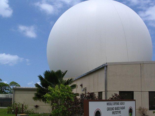 Takto vypadá americký radar..