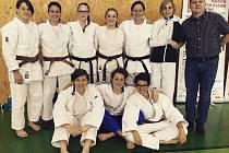 I několikásobné matky reprezentovali judistický oddíl Železa Hranice na Mistrovství ČR v družstvech žen. Nakonec si Středomoravanky odnesly čtvrté místo.