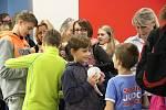 Sportovní centrum Naparia v Hranicích hostilo Mistrovství České republiky mužů a žen v judu 2017. Sešla se zde kompletní česká špička.
