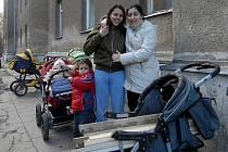 Většina obyvatel Škodovy ulice v Přerově netuší, kde bude bydlet.