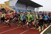 Atleti v Hranicích. Ilustrační foto