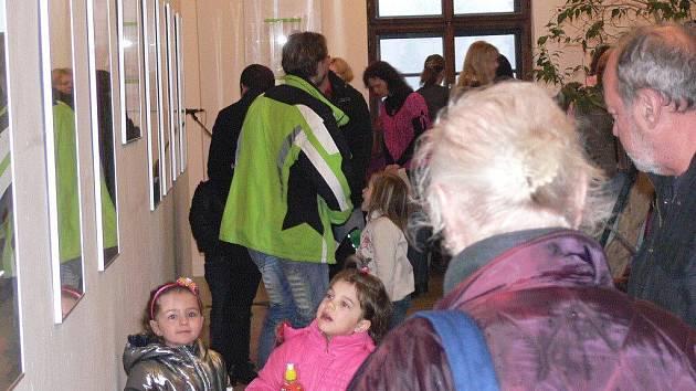 Výstava mateřské školy Pohádka