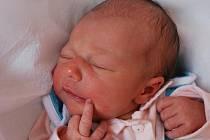 Denis Nohel, Bochoř, narozen 20. dubna v Přerově, míra 49 cm, váha 3 250 g