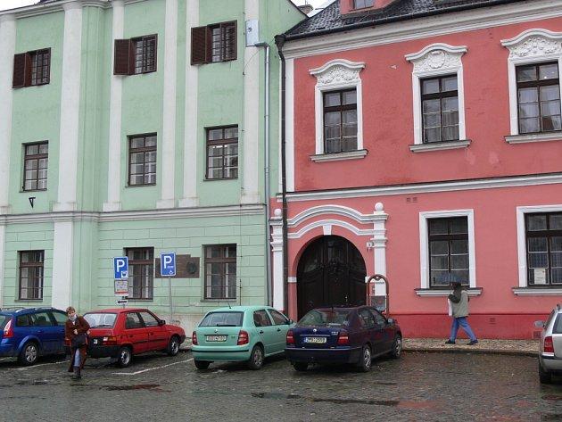 Magistrát se možná přestěhuje na Horní náměstí v Přerově.