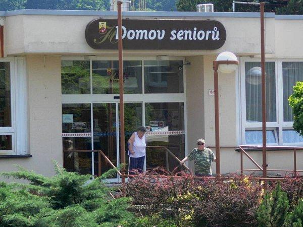 Rekonstrukce Domova seniorů vHranicích