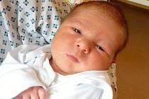 Martin Rýpar, Hranice, narozen dne 2. března 2014 v Novém Jičíně, míta: 52 cm, váha: 3790 g