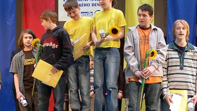 Sportovci Hranic roku 2006.