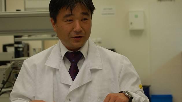 Nové specializované středisko na opravu lékařských endoskopů.
