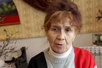 Anna Musilová, majitelka galerie M+M v Hranicích