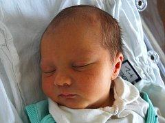 Kristián Szepesi, Hranice, narozen dne 24. prosince 2012 v Přerově, míra: 52 cm, váha: 3 600 g