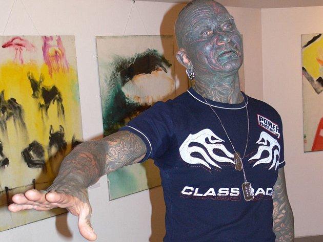 Něžný barbar Vladimír Franz vystudoval právnickou fakultu.