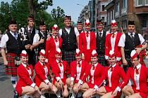 Hranické mažoretky Panenky se začnou připravovat na Mistrovství Evropy mažoretek 2008.