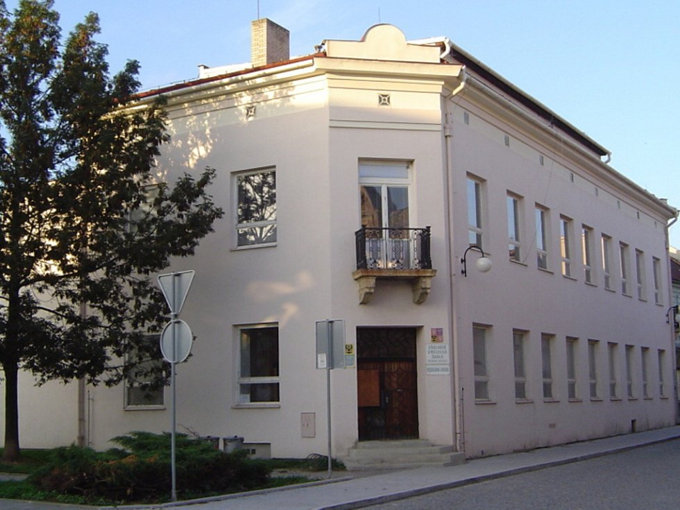 Základní umělecká škola Antonína Dvořáka v Lipníku nad Bečvou.