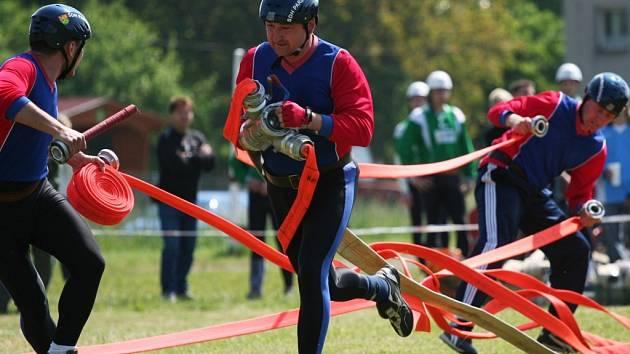 Hasičům z Paršovic závody ve Lhotě nesedly a skončili na nebodovaných příčkách.