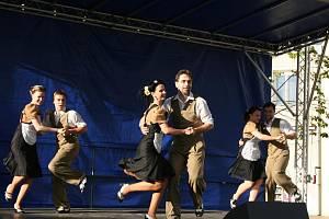 Taneční skupina Oldies z Hranic