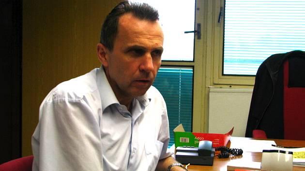 Předseda zemědělského družstva v Kokorách Vladimír Lichnovský vysvětlil hlavní důvody toho, proč se zemědělci na Přerovsku k celostátní akci připojili.