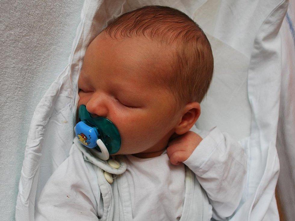 Ladislav Ročák, Přerov, narozen 23. října 2009 v Přerově, míra 52 cm, váha 3 730 g
