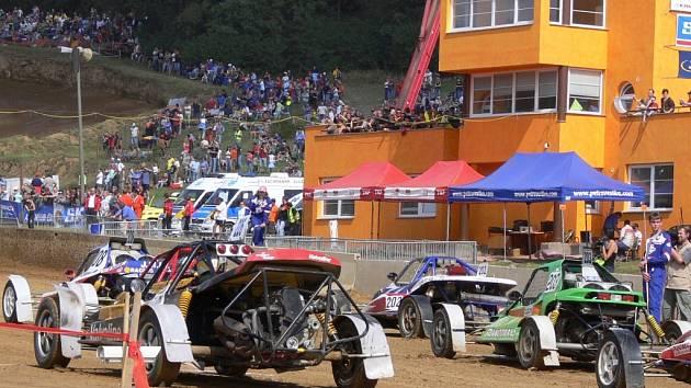 V Přerovské rokli se letos pojede autokrosové mistrovství Evropy a mezinárodní mistrovství České republiky, a po delší době také mistrovství České republiky v motokrosu.